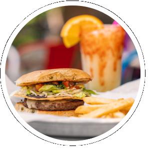 Burger Downtown Houston